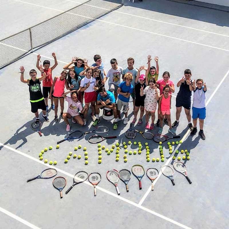 escuela de tenis verano alzira