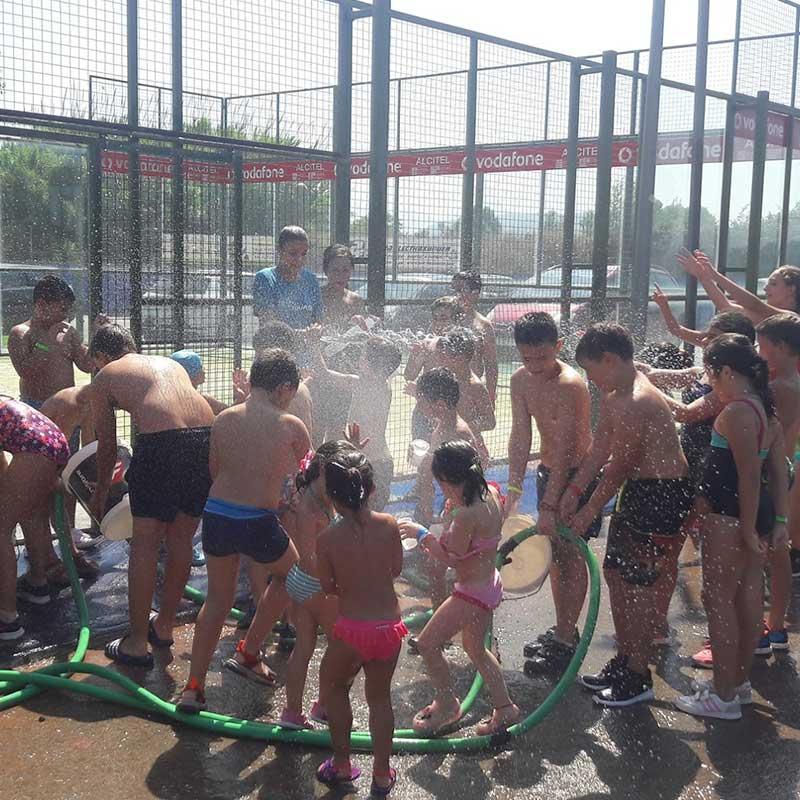 Escuela barata en verano para niños en alzira