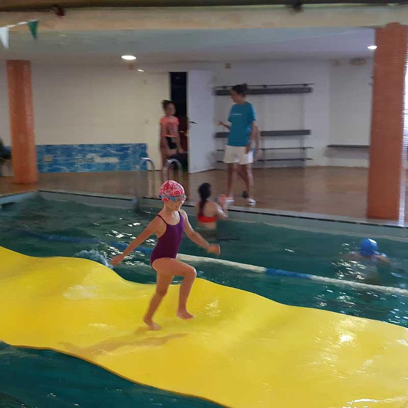 campus de deporte para niños