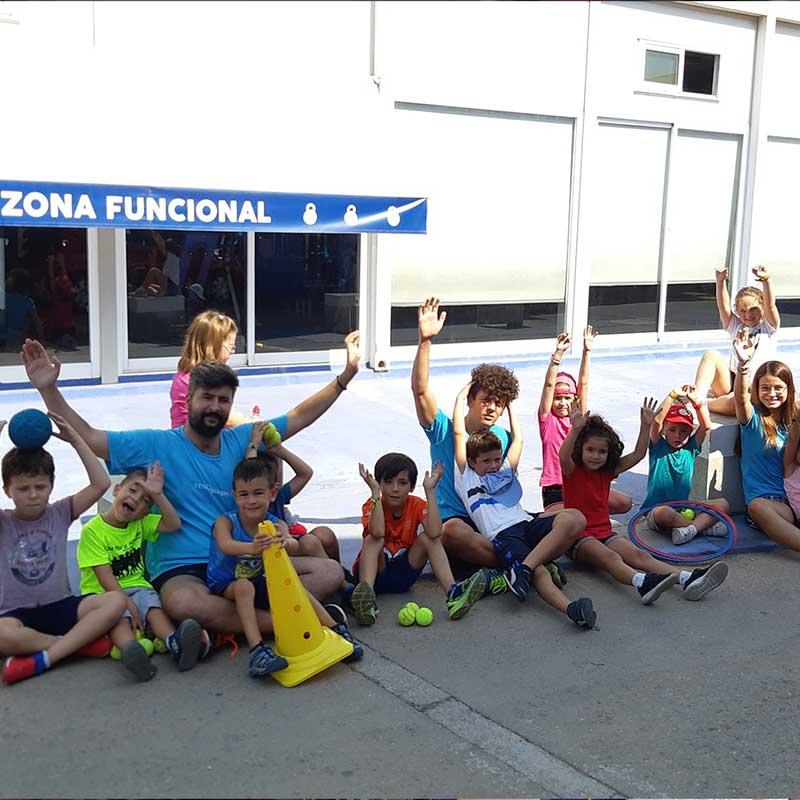 Escuela de verano para niños en alzira