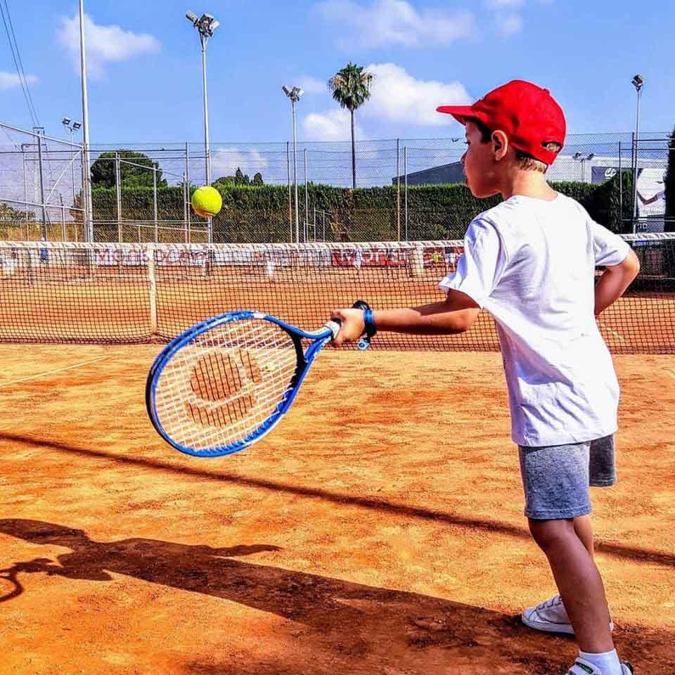 clases de tenis carcaixent