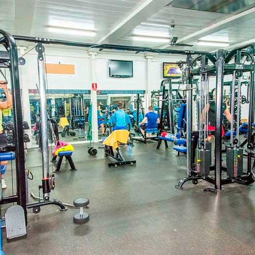 gym en carcaixent